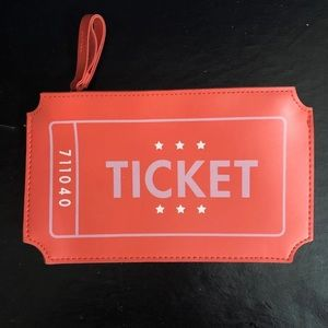 Ticket Stub Small Pouch